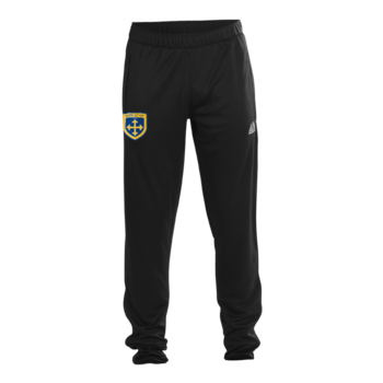 Club Tracksuit Bottoms (Black)