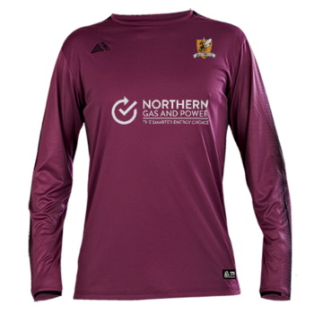 **NEW** Club Home Goalkeeper Shirt - 2020/21 Season