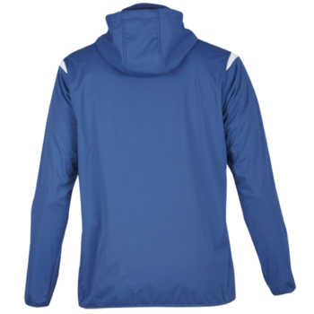 Club Rain Jacket (Royal/White)