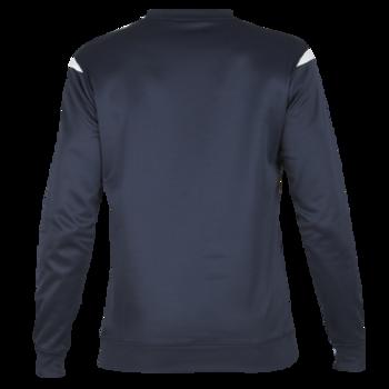 Club Sweatshirt (Navy/White)