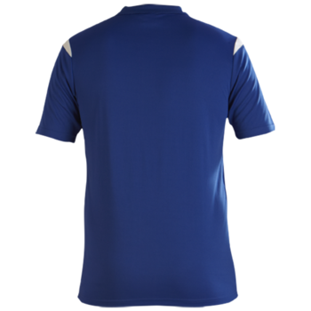 Club Polo Shirt (Royal/White)