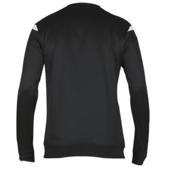 Club Sweatshirt (Black/White)