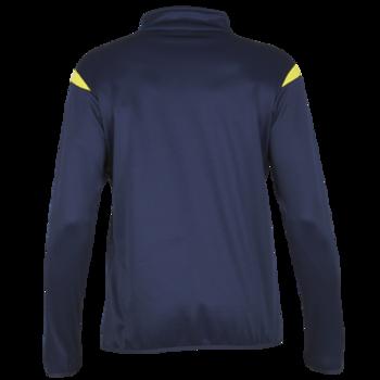 Club 1/4 Zip Top (Navy/Yellow)