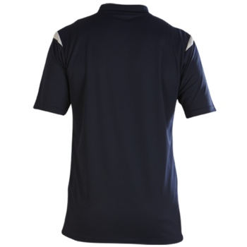Club Polo Shirt (Navy/White)