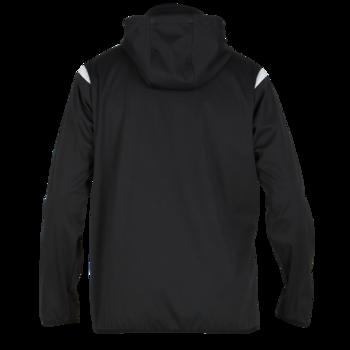 Club Rain Jacket (Black/White)