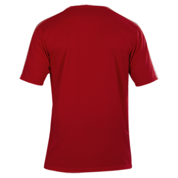 Club Inter T-Shirt - Red (Printed Badge)