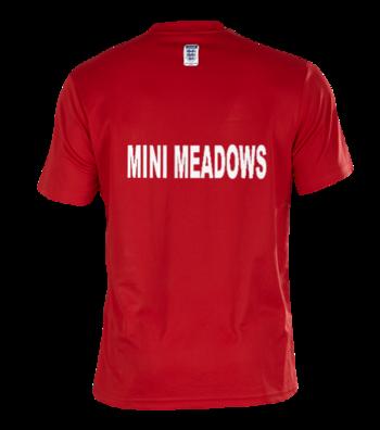 Mini Meadows Shirt (Printed Badge)