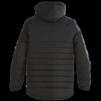 Club Thermal Jacket (Black/White)