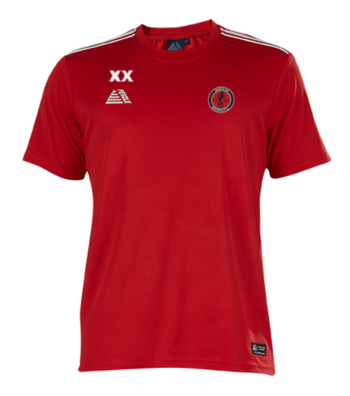Club Training T-Shirt - Red