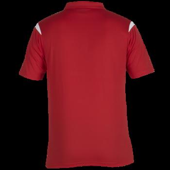 Club Polo Shirt (Embroidered Badge)