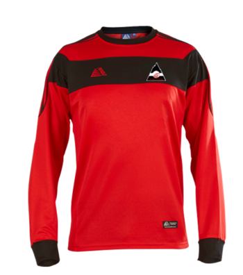 Club Shirt Red/Black