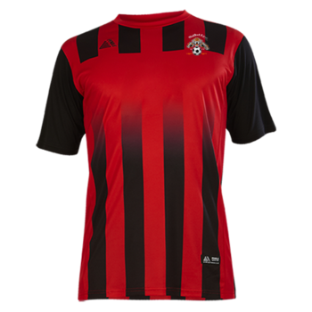 Away Shirt with Short Sleeves (Embroidered Badge)