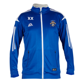 Atlanta Tracksuit Top (Embroidered Badge)