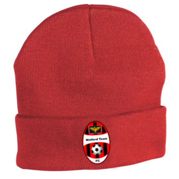 Club Woolly Hat (Red)
