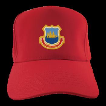 Club Baseball Cap (Red)