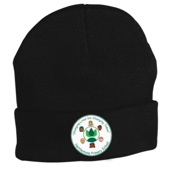 School Woolly Hat
