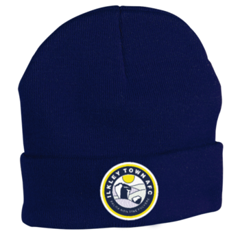 Embroidered Woolly Hat