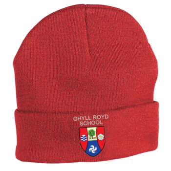 Woolly Hat (Red)