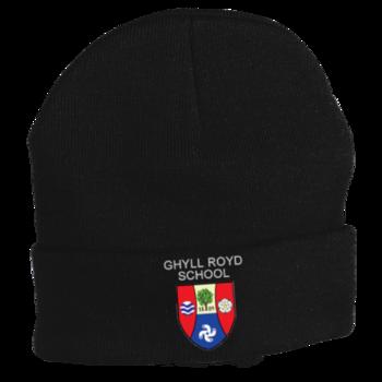 Woolly Hat (Black)