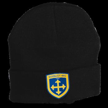 Black Woolly Hat